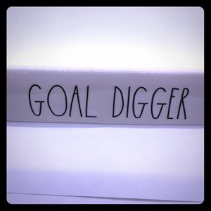 🆒🔥🔥It's ok to b a GOAL DIGGER by RAE DUNN🔥🔥